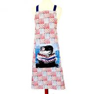 Laundry Basket Apron by Alex Clark Art